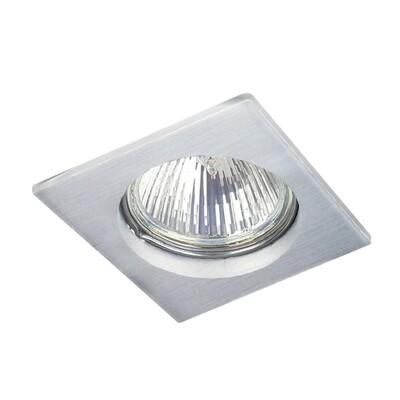 ONOK: 127 Tecnoluce Spot Light N.Brushed IP23 *