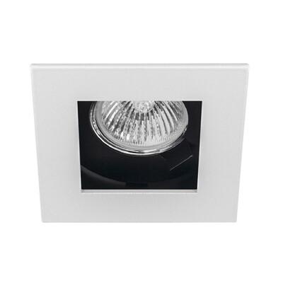 ONOK: 187 Down Light Gu10 50W White+Black IP23 *