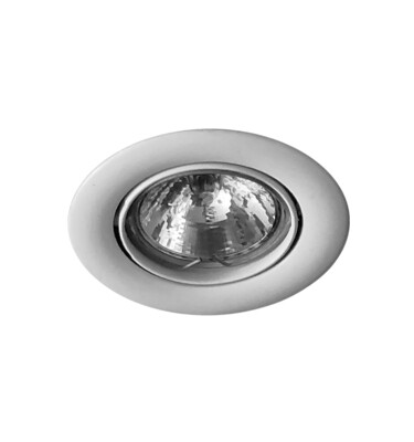 ONOK: 120 Technoluce AdjustbleSpot Light Max. 50 GU-GZ 10 White IP20 *