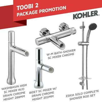 KOHLER: Toobi 2 package Promotion