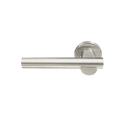 Investment Cast Solid Lever Handle SS