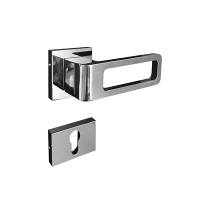 Lever Handle S.Steel Chrome Polished