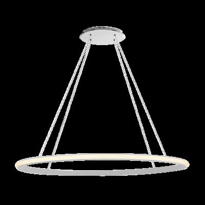 ONE-LIGHT: LED Pendant Rings, White Finish, IP20