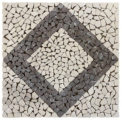 Marble Pebble Stone - 2cm Thick - 20kg Per Bag