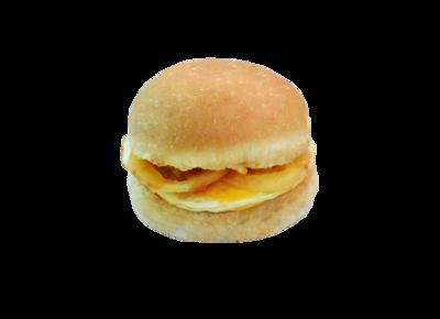 Egg Burger Combo 蛋漢堡套餐