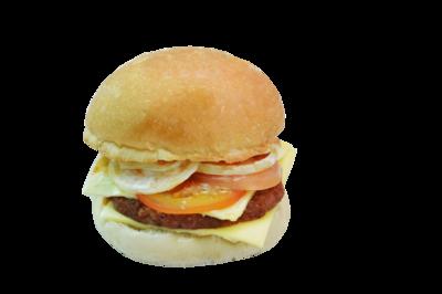 Cheese Burger Combo 芝士漢堡套餐