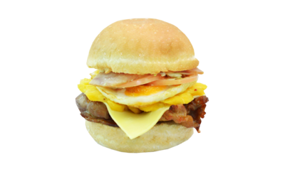 Hawaiian Chicken Burger Combo 夏威夷雞柳漢堡套餐