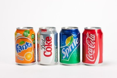 Soft Drinks-Can 軟飲料(罐裝)