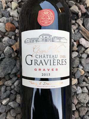 Chateau des Gravieres, Graves 2016 Magnum