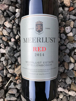 Meerlust Estate Red 2017