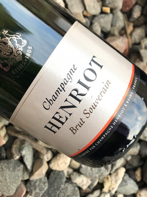 Henriot Brut Souverain NV Half Bottle