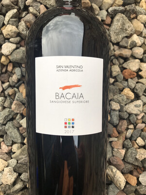 Sangiovese 'Bacaia' San Valentino 2016 Magnum