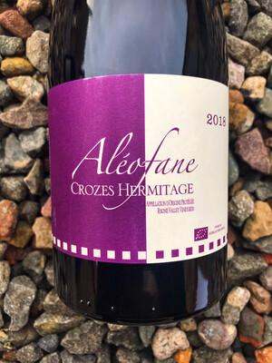 Crozes Hermitage Domaine Aleofane 2018 Half Bottle