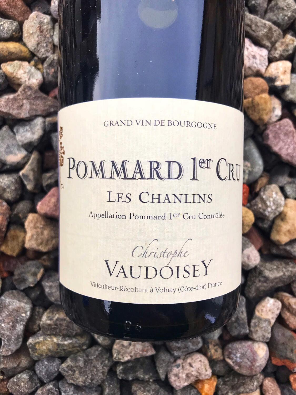 Pommard 1er Cru 'Chanlins' Domaine Christophe Vaudoisey 2015