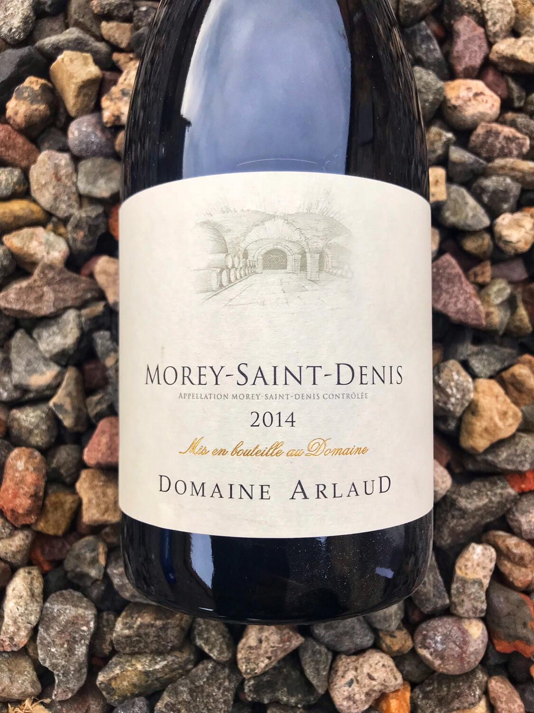 Morey St Denis Domaine Arlaud 2014