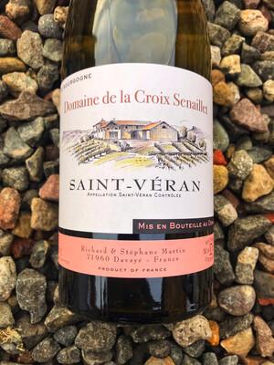 Saint Veran Domaine de la Croix Senaillet 2017 Half Bottle
