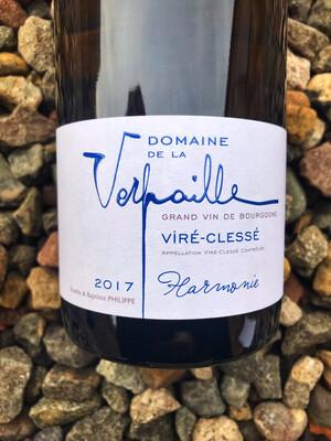 Vire-Clesse 'Harmonie' Domaine de la Verpaille 2017