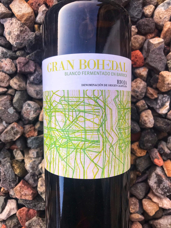 Rioja Blanco Barrel Fermented 'Gran Bohedal' Bodegas Bohedal 2019