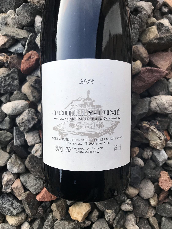 Pouilly Fume, Domaine Sébastien Treuillet 2018 Half Bottle
