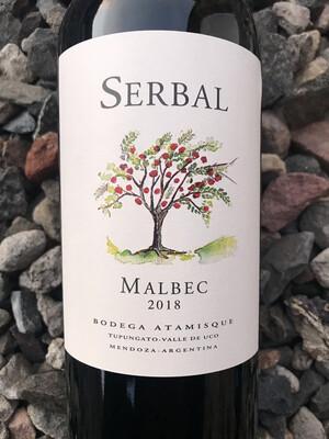 Atamisque Serbal Malbec 2018
