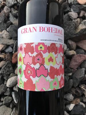 Rioja Crianza 'Gran Bohedal' Bodegas Bohedal 2017