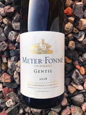 Meyer Fonne 'Gentil' 2018