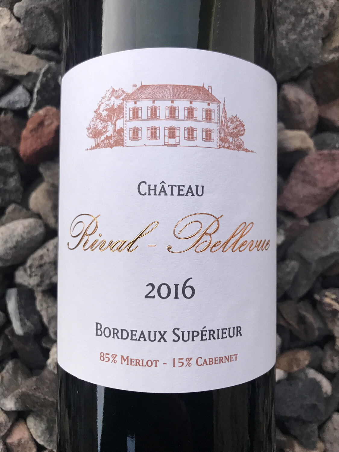 Chateau Rival-Bellevue Bordeaux Superior 2017