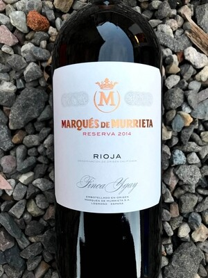 Rioja Reserva Marques de Murrieta 2015