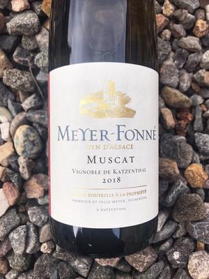 Meyer Fonne Muscat 'Vignoble de Katzenthal' 2018