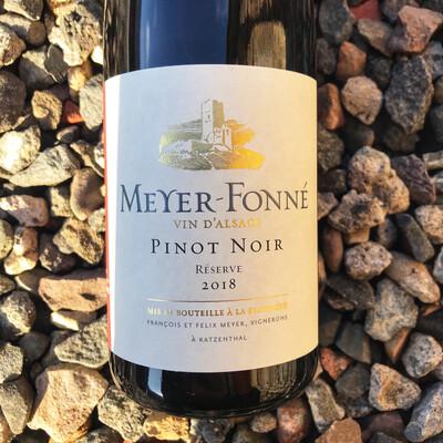 Meyer Fonne Pinot Noir Reserve 2018