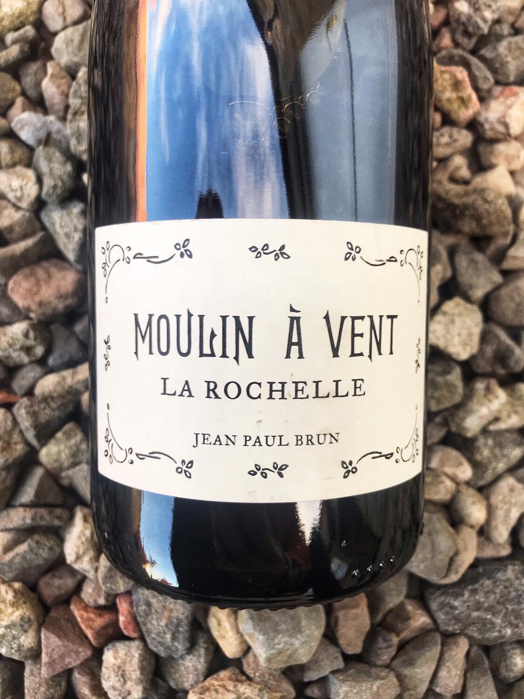 Moulin-a-Vent 'La Rochelle' Jean Paul Brun Terres Dorees 2015