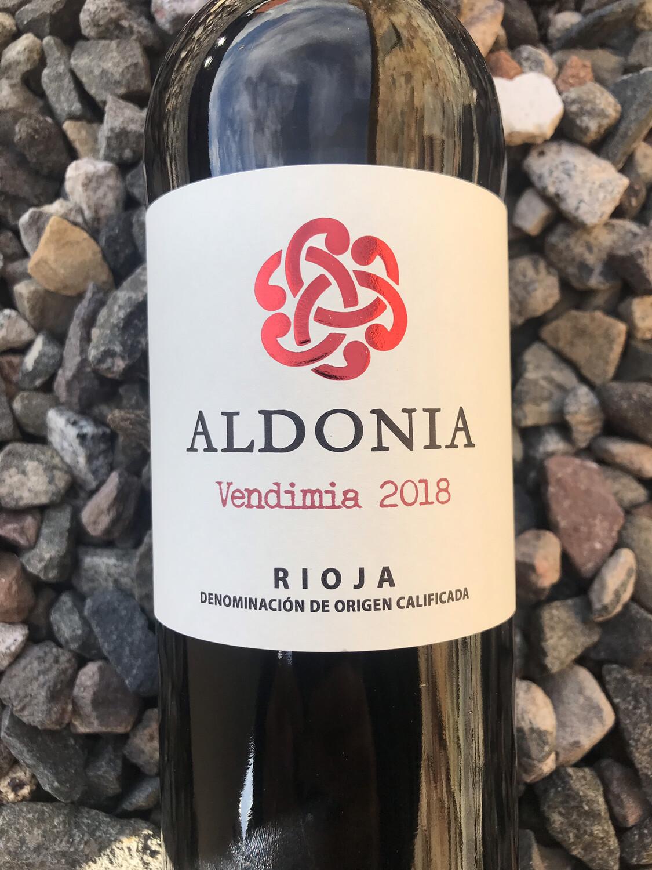 Bodegas Aldonia, Rioja 'Vendimia' 2018