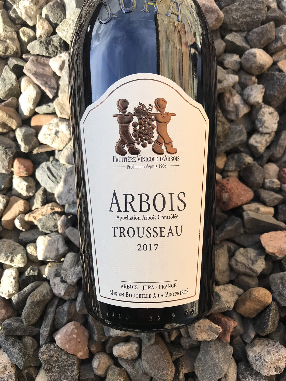 Trousseau Chateau Bethanie Arbois 2017