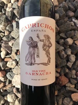 Old Vines Garnacha 'Caprichos' Bodegas Esteban Martin 2019