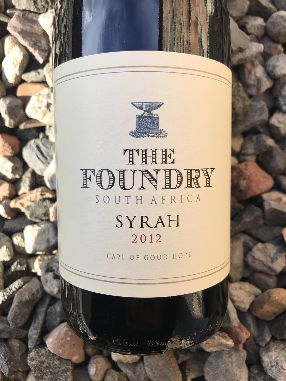 The Foundry Syrah 2016