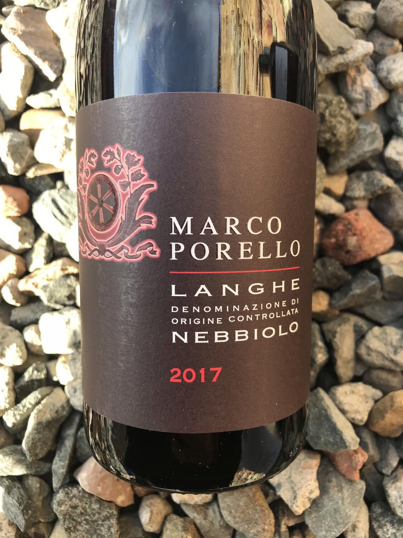 Nebbiolo d'Alba Marco Porello 2018