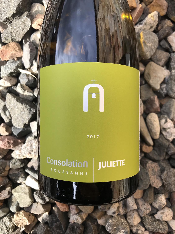 Roussanne 'Juliette' Consolation 2018