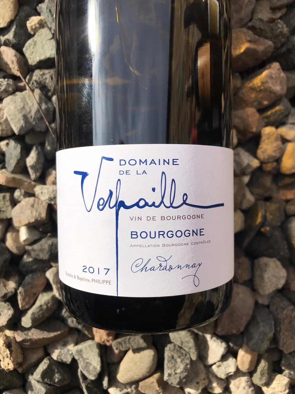 Bourgogne Blanc Chardonnay, Domaine de la Verpaille 2018