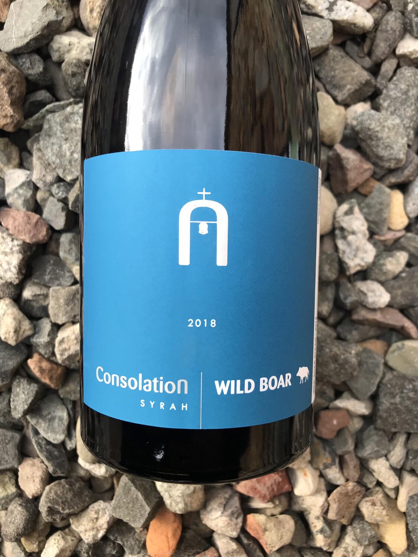 Syrah 'Wild Boar' Consolation 2019