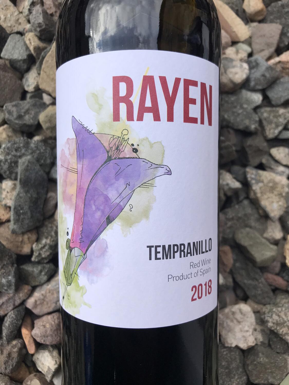 Tempranillo Rayen 2019