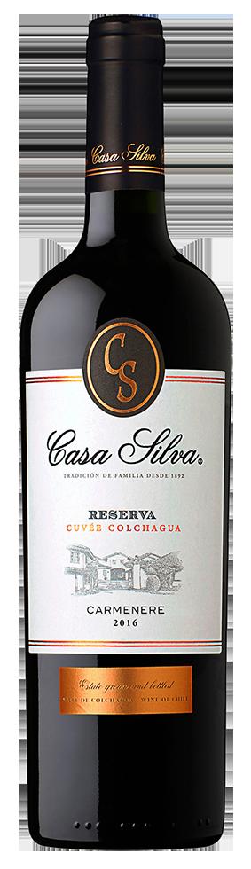 Casa Silva 'Coleccion' Carmenere 2018