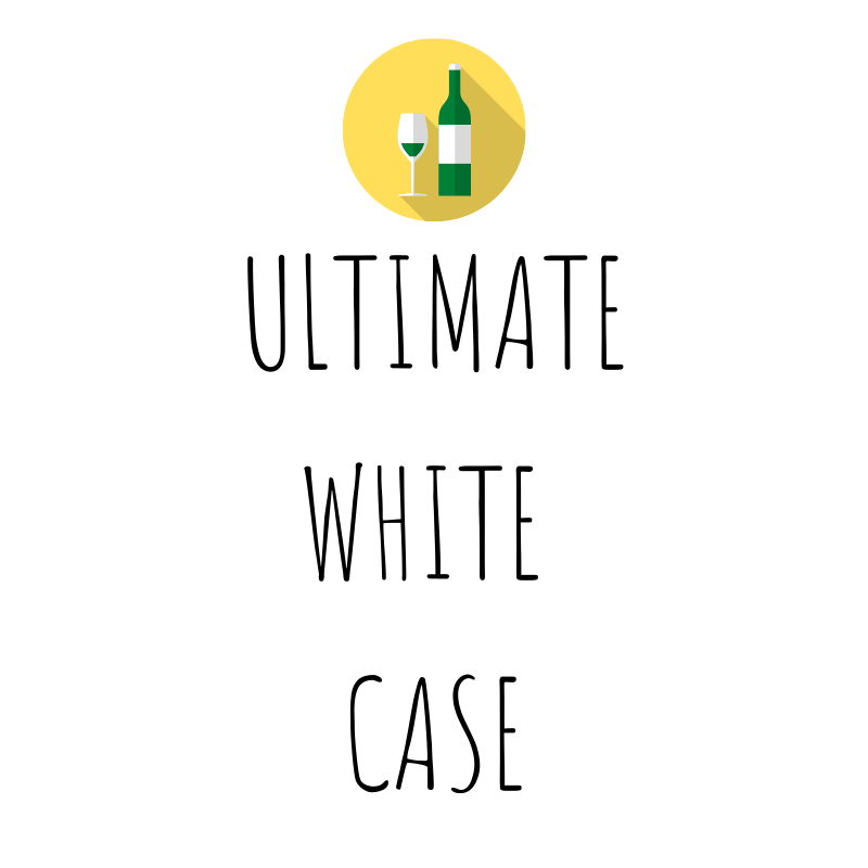 Ultimate White Mixed Case 12x75cl