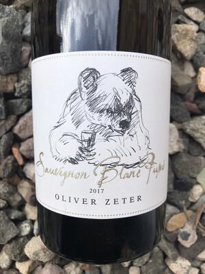 Oliver Zeter Sauvignon Blanc Fume 2017