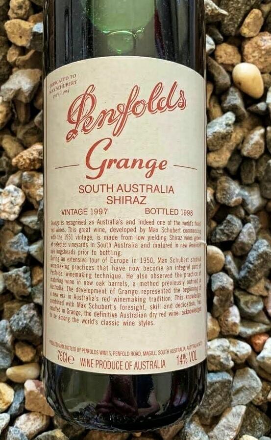 Penfolds Grange 1997