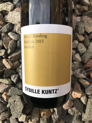 Sybille Kuntz Riesling Spatlese Trocken 2015
