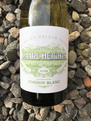 Paarl Heights Chenin Blanc 2019