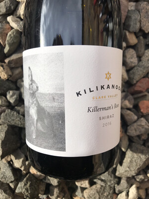 Shiraz 'Killerman's Run' Kilikanoon 2016