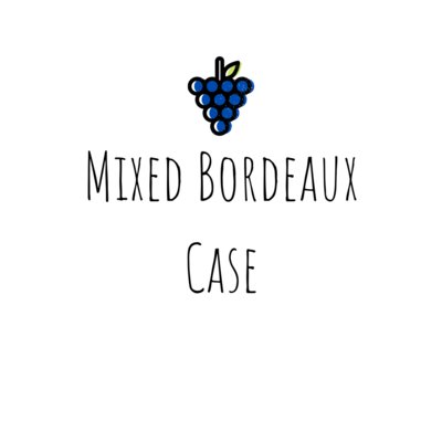Mixed Bordeaux Case
