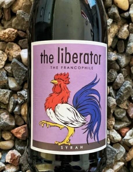 The Liberator 'Francophile' Syrah 2018