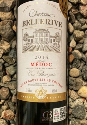 Chateau Bellerive Medoc 2014